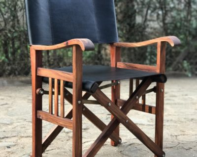 Director Chair – Mninga Wood