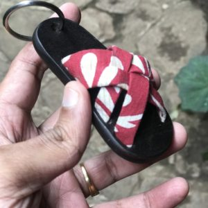 Sandal Key Ring